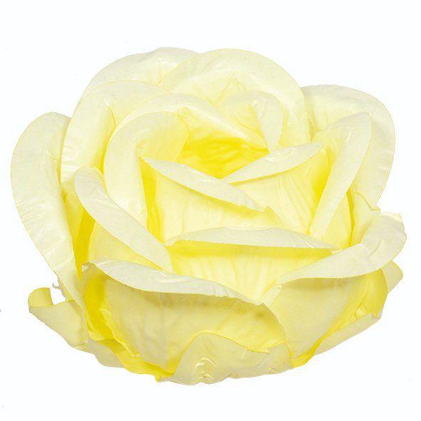 Forminha Magnólia Amarelo Claro