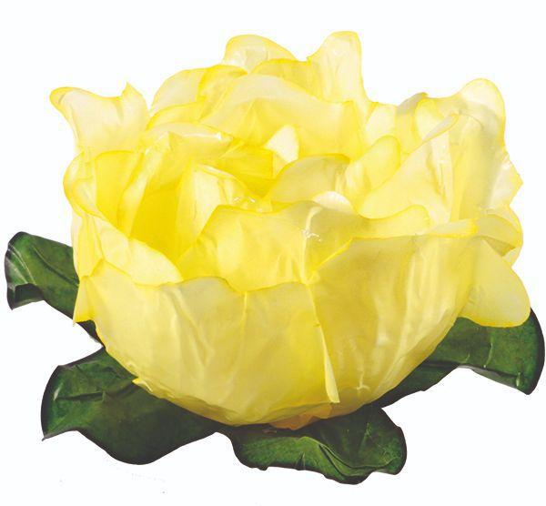 Forminha Primavera Amarelo Claro