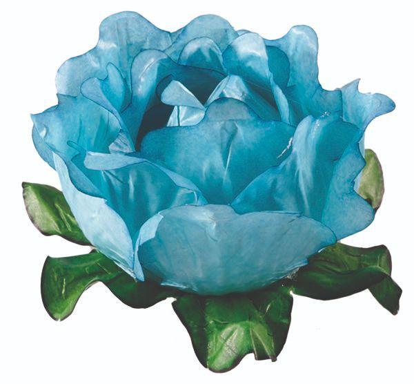 Forminha Primavera Azul Piscina