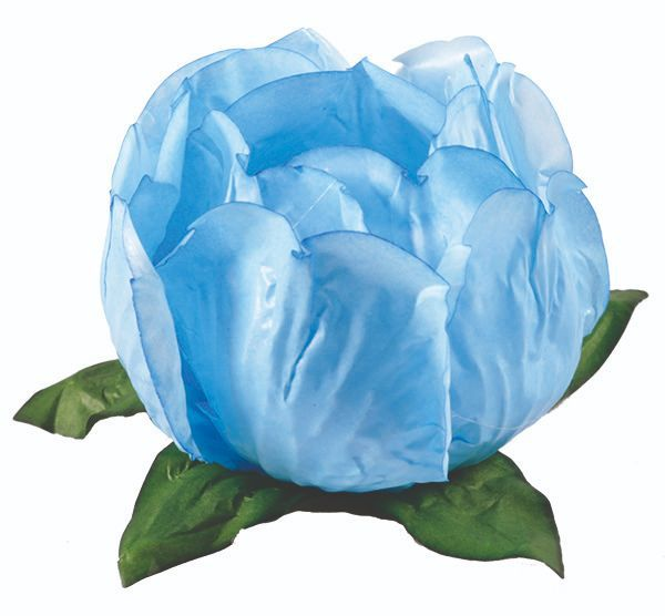 Forminha Princesa Azul Claro