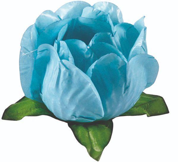 Forminha Princesa Azul Piscina