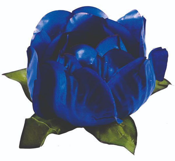 Forminha Princesa Azul Royal