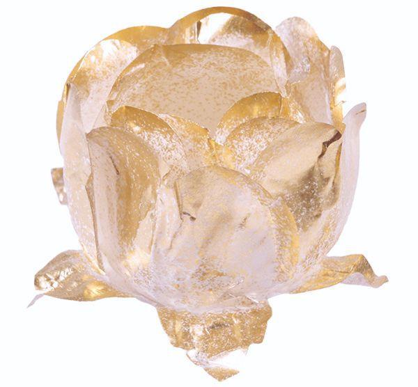 Forminha Princesa Dourado / Dourado