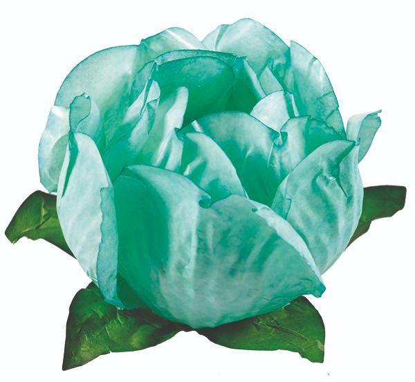 Forminha Princesa Verde Água