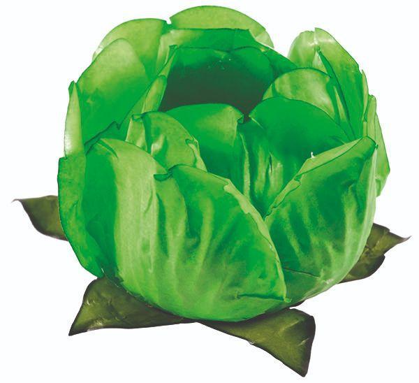Forminha Princesa Verde Limão Claro