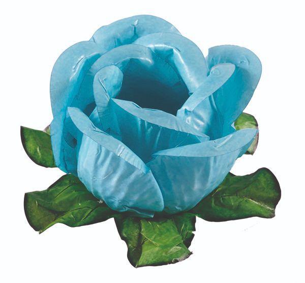 Forminha Rainha Azul Piscina
