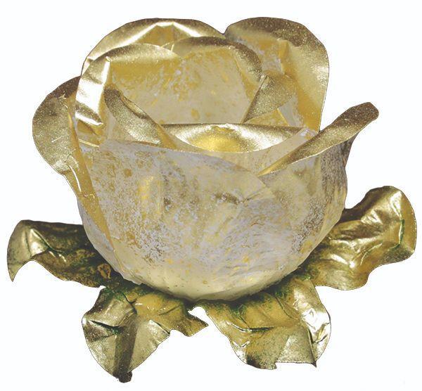Forminha Rainha Dourado