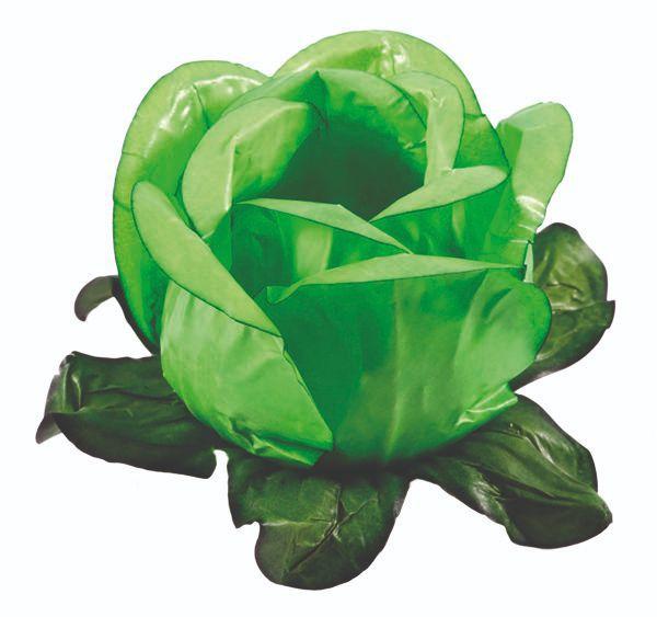Forminha Rainha Verde Limão Claro