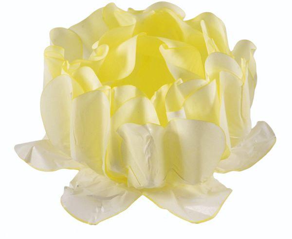Forminha Rosa Maior Amarelo Bebê /Amarelo Bebê (Candy Color