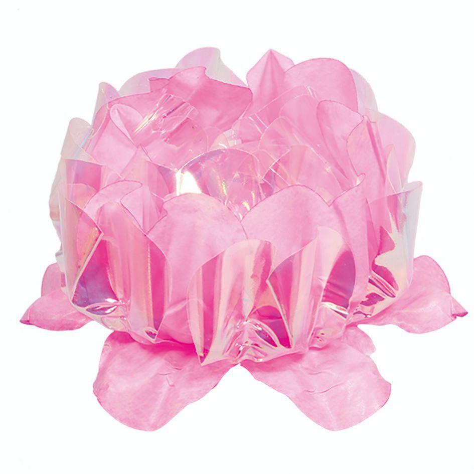 Forminha Rosa Maior Nacarada Rosa Claro