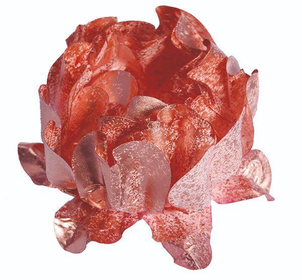 Forminha Rosa Maior Rosê Gold/ Rosê Gold