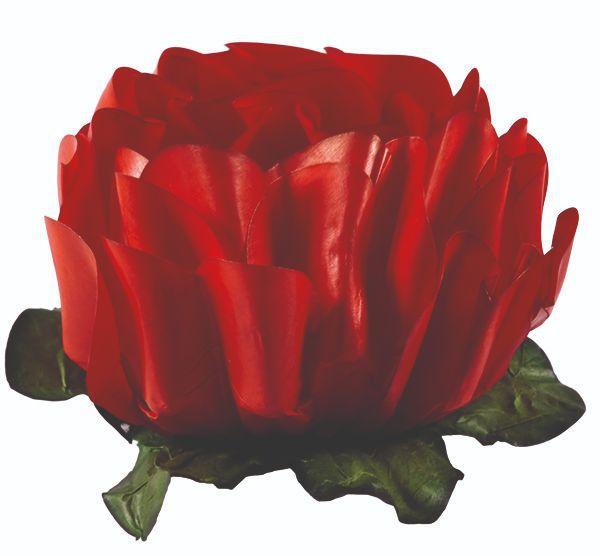 Forminha Rosa Maior Vermelho