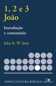 1, 2 e 3João, introdução e comentário