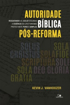 Autoridade bíblica pós-reforma