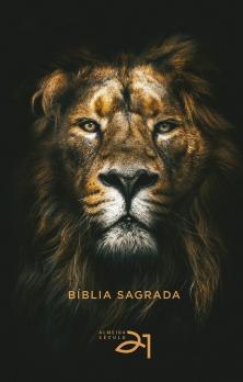 Bíblia Almeida Século 21 capa dura - Leão de Judá
