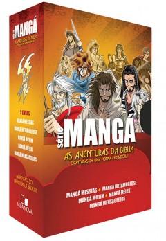 Box Série Mangá