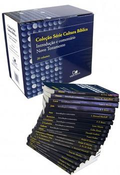 Coleção introdução e comentário Novo Testamento - 20 livros