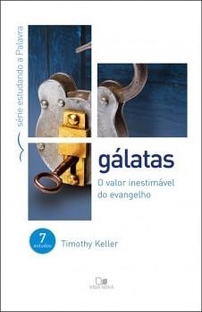 Gálatas - série estudando a Palavra