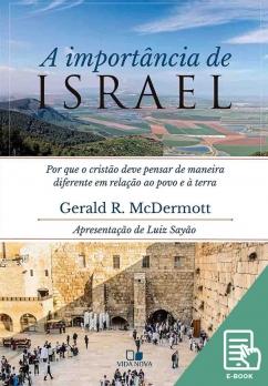 Importância de Israel, A (E-book)