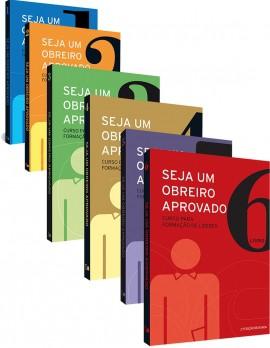 Kit Seja um obreiro aprovado - Vols. 1 a 6