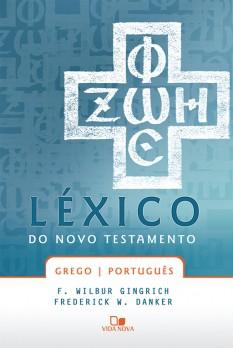 Léxico do Novo Testamento Grego/Português