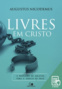 Livres em Cristo (E-book)