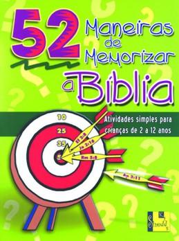 Maneiras de memorizar a Bíblia, 52