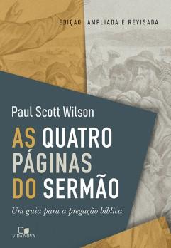 Quatro páginas do sermão, As
