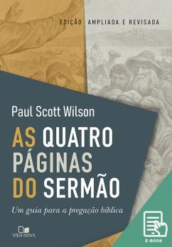 Quatro páginas do sermão, As (E-book)