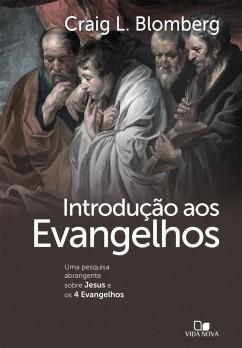 Introdução aos Evangelhos (novo título e capa)