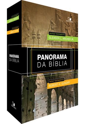 Box Panorama da Bíblia