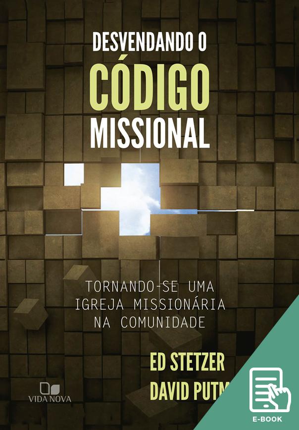 Desvendando o código missional (E-book)