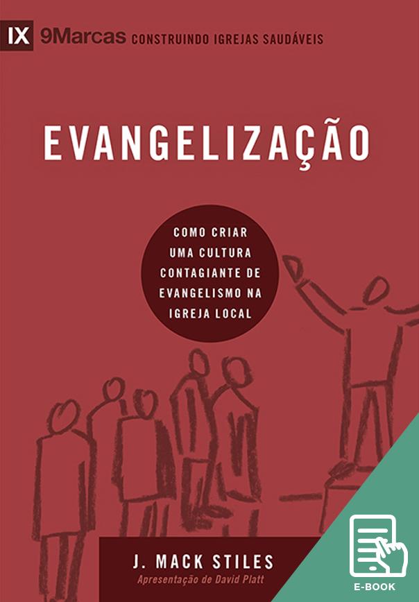 Evangelização - Série 9Marcas (E-book)