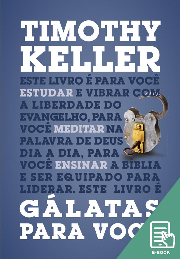Gálatas para você (E-book)