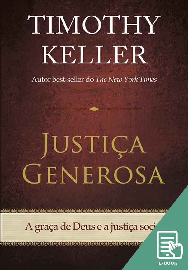 Justiça generosa (E-book)