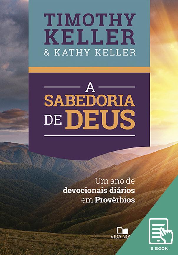 Sabedoria de Deus, A (E-book)