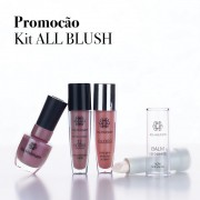 Ana Hickmann Kit Casadinho All Blush