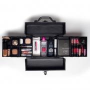 Maleta de Maquiagem com produtos By Ana Hickmann