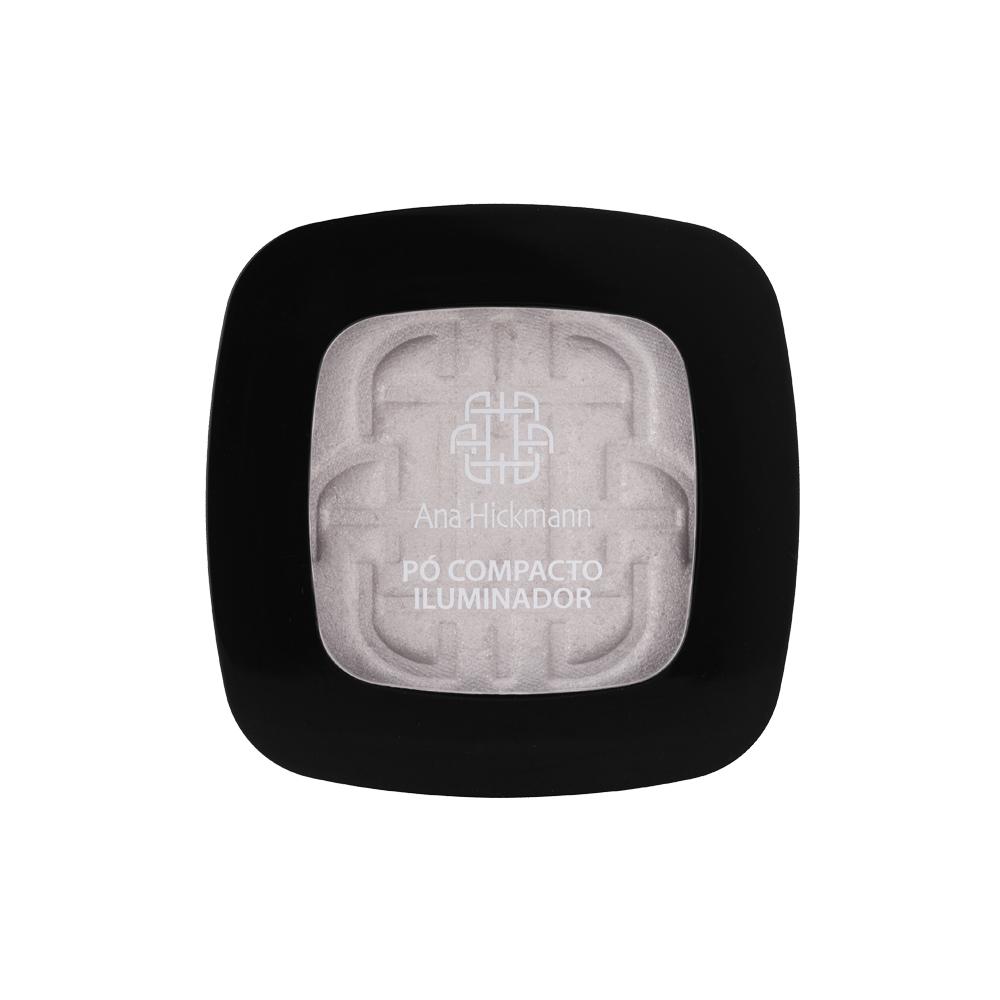 Ana Hickmann Pó Iluminador Compacto Cristal Nº01