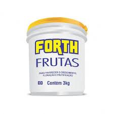 Forth Frutas - 400g