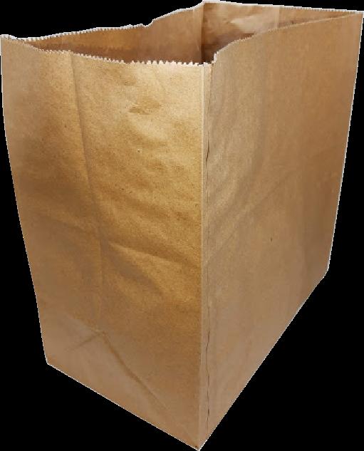 100 Sacos Kraft Delivery Grande Marmita Comidas 30x31x19