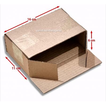 300 Caixas De Papelao 16x11x6 Correio Mercado Envios Sedex