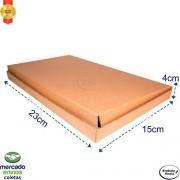 60 Caixas De Papelao 23x15x4 Correio Pac Mini E-commerce