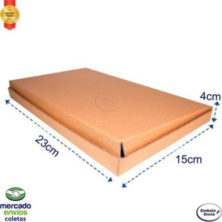 70 Caixas De Papelao 23x15x4 Correio Pac Mini E-commerce
