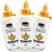 Amolecedor De Cutículas Ideal Oleo De Argan 100ml 3 Unidades