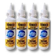 Gota Dourada Kit Tonico Fortalecedor De Biotina Antiqueda