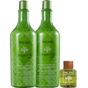 - Kit Inoar Argan Shampoo+condicionador+brinde Oleo Argan 7ml