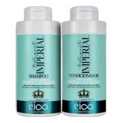 Lançamento Kit Eico Shampoo + Condicionador Tratamento Imperial 450ml