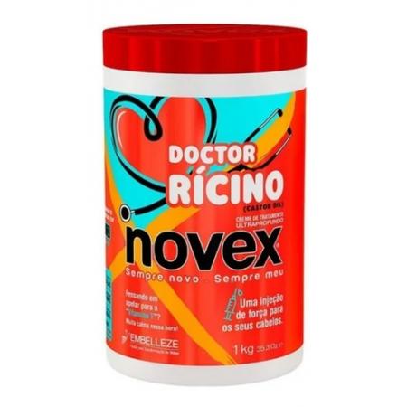 Novex Doutor Rícino Mascara De Tratamento 1 Kg Embelleze