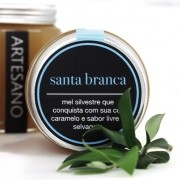 Artesano - Mel Santa Branca 145gr